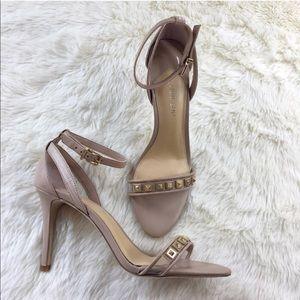 Gianni Bini nude heels in style Everly